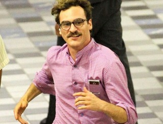 "Joaquin Phoenix looking like a creeper, as Theodore in ""Her"""