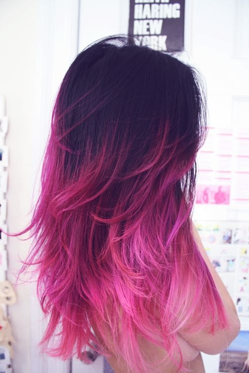 Oh my Ombre.